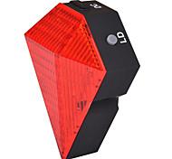 Недорогие -Светодиодные фонари Велосипедные фары Задняя подсветка на велосипед Светодиодная лампа Велоспорт Люмен Батарея Велосипедный спорт-FJQXZ