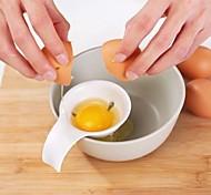Mini Egg Yolk White Separator With Silicone Holder Flatware Decoration