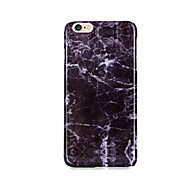 cheap -High Quality White Marble Cracked Stone Case For Iphone 6/6s/6plus/6splus  Ultra Thin Granite Shell Grain Cover Coque