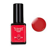 1Pcs UV Gel Nail Polish Long-Lasting Nail Gel Soak-off LED Lamp Fingertip Ballet Gel Polish 8ML Environment 1-10 Colors