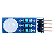 cheap -10MM High Brightness Colorful Common Anode Mist Type RGB Module - Blue Suitable for Arduino Scientific Research