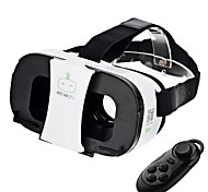cheap -FiiT VR 2s Virtual Reality Glasses + Bluetooth Controller - White