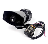 cheap -12V Loud Horn 5 Sounds Car Motorcycle PA Speaker System Truck