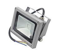 cheap -1pc 10W 1000lm 1 LED Beads Integrate LED Waterproof / Decorative / Remote-Controlled RGB 85-265V