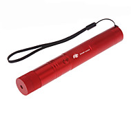 cheap -Flashlight Shaped Laser Pointer 650nm Aluminum Alloy