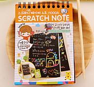 Недорогие -Милый стиль-Креативные ноутбуки-Бумага