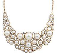 Collar Colgante(Aleación / Diamante Sintético / Perla de ImitaciónVintage / Bonito / Fiesta / Trabajo / Casual
