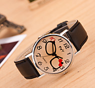 Women's Watches New Geneva Color Belt Quartz Watch Casual Eyes Decorative Watches Cool Watches Unique Watches Fashion Watch