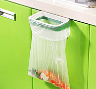 cheap -Receive Bag Rack Can Wash The Kitchen Door Type Ambry Trash Can Support