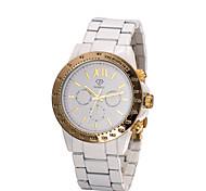 Women's Ceramic White Band Analog Quartz Japan PC Wrist Watch Jewelry Cool Watches Unique Watches Strap Watch