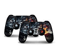 cheap -New Protective Skin Sticker for PS4 Controller (UG-024,040,049)