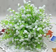 Недорогие -Искусственные Цветы 1 Простой стиль Ромашки / Перекати-поле Букеты на стол / Не включено