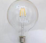 7W E26/E27 LED Glühlampen G125 8 Leds COB Wasserfest Dekorativ Warmes Weiß 700lm 2700K AC 220-240V