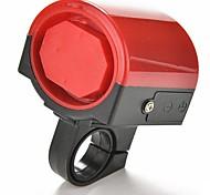 cheap -Electric Bike Horn / Bike Alarm Alarm Recreational Cycling / Cycling / Bike / Fixed Gear Bike Plastic Yellow / Red / Blue - 1pcs