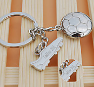 Keychain Favors Zinc Alloy Piece/Set