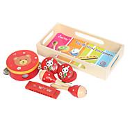 дерево желтый музыкальные инструменты для детей все музыкальные инструменты игрушки