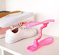 Receive  Space DIY Shoe Rack Random Color