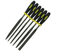 rewin® инструмент шарикоподшипниковой стали сортированные файлы набор с 6 функциями Размер: φ4mm * 160мм