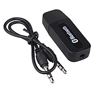 Bluetooth Music Receiver with 3.5mm Stereo Output