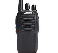 OEM di fabbrica VBT-V3 Walkie-talkie ≤5W 16 400 - 470 MHz 1500MAh 3 Km - 5 KmAllarme di emergenza / Richiesta vocale / VOX / Segnale di