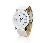 2016 YAZOLE Fashion Quartz Watch Women Leather Wrist Watches Ladies Wristwatch Girls Quartz-Watch