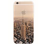 Недорогие -новая модель йорк TPU мягкий чехол для iphone 6с 6 плюс