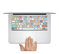 "Keyboard Decal Laptop Sticker Floral for MacBook Air 13"" MacBook Pro Retina 13'/15"" MacBook Pro 15"" MacBook Pro 17"