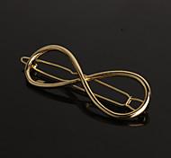 Женский Сплав металлов Заставка-Особые случаи На каждый день на открытом воздухе Шпилька Заколка для волос Заколки для волос 1 шт.