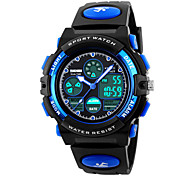 cheap -SKMEI Quartz Sport Watch Alarm / Calendar / date / day / Chronograph / Water Resistant / Water Proof / Cool / Noctilucent / Stopwatch /