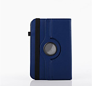 Universal For iPad PU Leather Case Stand 360 Degree Rotation Full Stand Cover for 9.7Inch tablets