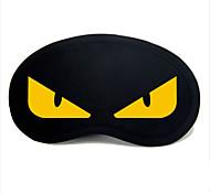cheap -Travel Eye Mask / Sleep Mask Travel Rest for Travel Rest Black/Yellow