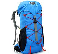 35 L Zaini da escursionismo Organizzatore di viaggio zaino Campeggio e hiking Ompermeabile Asciugatura rapida Indossabile Traspirante