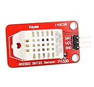 Недорогие -dht22 цифровой для Arduino температуры am2302 и модуль датчика влажности для инструмента красоты