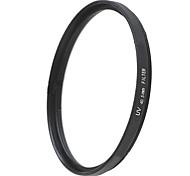 EMOBLITZ 40.5mm ultravioleta ultravioleta del filtro protector de lente negro