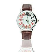 полые из моды высокого класса мужской двойной перспективе ремешок смотреть пары студентов копировать механические часы