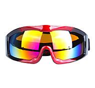 мужские и женские профессиональные однослойная анти противотуманные линзы лыжные очки