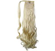 Недорогие -Конские хвостики Волосы Наращивание волос Повседневные