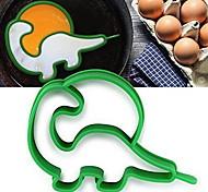 cheap -Silicone Creative Kitchen Gadget Egg DIY Mold
