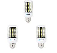 cheap -8W E14 B22 E26/E27 LED Corn Lights B 136 SMD 5733 750-800 lm Warm White Cold White K Decorative AC 220-240 V