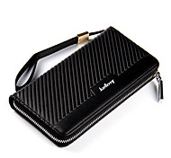 For iPhone 8 iPhone 8 Plus iPhone 6 iPhone 6 Plus Case Cover Wallet Card Holder Flip Pouch Bag Case Solid Color Hard PU Leather for Apple