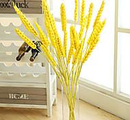 abordables -Fleurs artificielles 1 Une succursale Style moderne Plantes Arbre de Noël