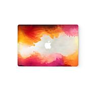 1 ед. Защита от царапин Прозрачный пластик Стикер для корпуса Ультратонкий / Матовое стекло ДляMacBook Pro 15 '' с Retina / MacBook Pro