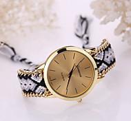 cheap -Women's Quartz Bracelet Watch Casual Watch Fabric Band Bohemian Fashion Multi-Colored