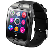 Men's Moman Q18 Smartwatch Sim Card Watch Phone for Android Bluetooth CameraLarge Dial