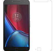 Недорогие -Защитная плёнка для экрана Motorola для LG X Style Мото Z Moto X Style Moto X Play Мото G4 Plus PVC 1 ед. Защитная пленка для экрана