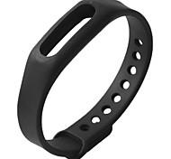 Replacement Wristband Band Strap + Metal Buckle For Xiaomi Mi Band 1/1S Bracelet