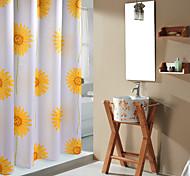 Moderne Polyester 170*200cm (L x W) - Haute qualité Rideaux de douche