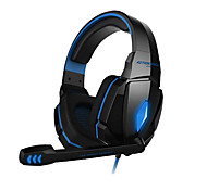 cheap -KOTION EACH G4000 Over Ear / Headband Wired Headphones Plastic Gaming Earphone Noise-isolating Headset