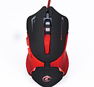 cheap -Wired Gaming Mouse DPI Adjustable Backlit 1200/1600/2400/3200/5500