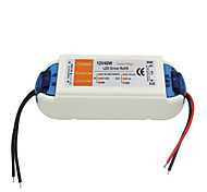 cheap -AC 90-240V 0.62A to DC 12V 4A 48W LED Power Driver - White  Orange